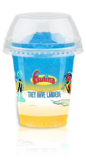 Frozen Drinks Frutina Ice